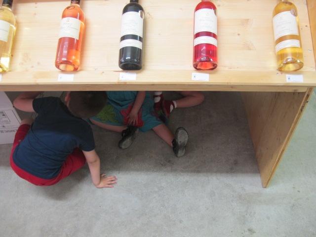 petits sous le vin