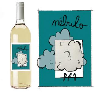 Nebulo, Vin blanc biologique