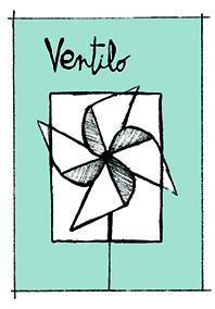 Ventilo Vin Rose Colline Hirondelle