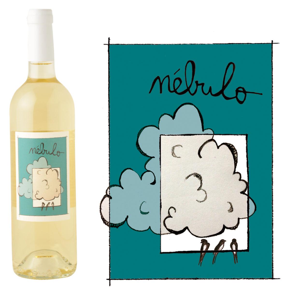 Vin blanc biologique des corbières, Colline de l'hirondelle